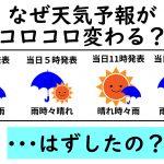 時々 違い 雨 の 時雨 一 【生活の雑学】「一時雨」と「時々雨」の違い